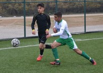 1. Amatör Küme Büyükler Futbol Ligi'nde Kritik Hafta