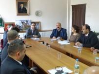 ŞEREF AYDıN - 1.Dönem BENGİ Projesi Çalışmaları Değerlendirildi