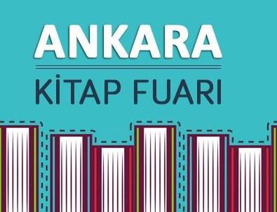 12. Ankara Kitap Fuarı açılıyor