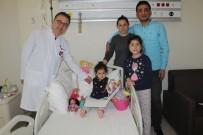 KARIN AĞRISI - 2,5 Yaşındaki Duru Sağlığına Kavuştu