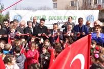 SELIM YAĞCı - 6 Eylül Çocuk Parkı Hizmete Açıldı