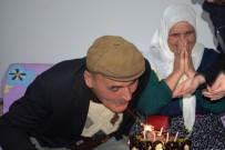 HÜSEYİN ÜZÜLMEZ - 70 Yaşında İlk Kez Doğum Günü Kutladı
