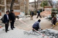 ABDAL - Abdal Camii Çevresi Yenileniyor