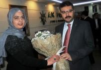 MILAT - AK Parti İl Başkanı Özmen; 'Geçmişe Değil Geleceğe Bakacağız'