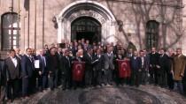 AHMET ŞİMŞEK - Ankaralı Muhtarlardan Gönüllü Askerlik Başvurusu