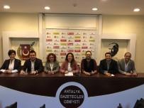 MİMARLAR ODASI - Antalya Mimarlar Odası Genel Kurulu