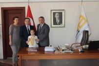 İSMAİL KARAKULLUKÇU - Arifiyeli Deniz Wushu'da Türkiye Şampiyonu Oldu