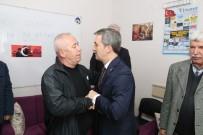 ARNAVUT - Arnavut Kültür Derneği'nden Başkan Şirin'e Sıcak Karşılama