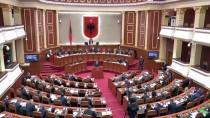 DEMOKRAT PARTI - Arnavutluk Meclisinde Ülkenin BM'deki 'Kudüs Tutumu' Tartışıldı