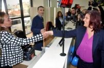 HÜSEYIN YıLDıZ - ASKİ Nazilli Hizmet Binası Törenle Hizmete Açıldı