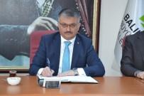 ERSIN YAZıCı - 'Aşmak İçin Hareket' Projesi İmzalandı