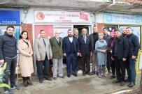 HÜSEYIN KÖKSAL - Ayvalık AK Parti'den Gazilere Anlamlı Ziyaret