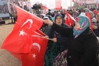KEPÇE OPERATÖRÜ - Bakan Eroğlu 2 DSİ Personelinin Afrin'de Şehit Olduğunu Söyledi