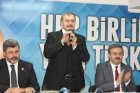 MAHALLİ İDARELER - Bakan Eroğlu, Afyonkarahisar'da Belediye Başkanları İle Bir Araya Geldi