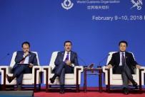 GÜVENLİKÇİ - Bakan Tüfenkci, Çin'de E-Ticaret Konferansına Katıldı