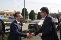 Bakan Zeybekci'nin Programına Basın Mensupları Alınmadı