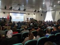 KAYIT DIŞI EKONOMİ - Bartın'da SGK'dan Bilgilendirme Yapıldı