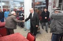 Başkan Albayrak Süleymanpaşa Ve Şarköy'de Esnaf Ve Vatandaşlarla Bir Araya Geldi