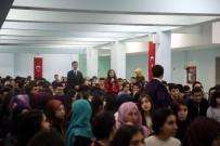 SÜLEYMAN DEMİREL - Başkan Ercan Gençlerle Buluştu