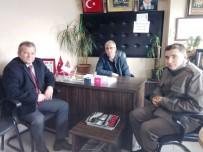 Başkan Ergin'e Tebrik Ziyaretleri