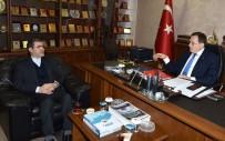 İRANLıLAR - Başkan Hacısalihoğlu Açıklaması 'Direkt Uçak Seferleri İran'la İlişkileri Geliştirir'