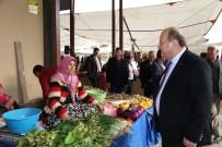 PAZAR ESNAFI - Başkan Özakcan Pazarcı Esnafını Dinledi