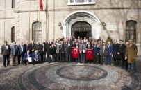 AHMET ŞİMŞEK - Başkent'te Muhtarlar Gönüllü Askerlik İçin Dilekçe Verdi