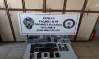 KAÇAK CEP TELEFONU - Batman'da 84 Adet Kaçak Telefon Ele Geçirildi