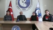 YEŞILÇAY - 'Bayan Futbol Takımına Destek Vermek Günahtır' İddiası