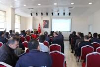 SAYIŞTAY - Belediye Personeline Hizmet İçi Eğitim Semineri