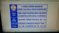 HAYIRSEVER İŞ ADAMI - Bismil'de Ebru Yaşar Gülseven Ortaokulu'nun Temeli Atıldı