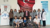 ARIF NIHAT ASYA - Bozüyük'te Ortaokul Öğrencilerinin 'Neden Bu İsim' Adlı Projesi Hayata Geçirildi