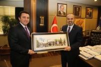 HALIL ELDEMIR - Bursa Büyükşehir Belediyesi'ne Bilecik Çıkartması