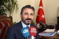 AHMET AYDIN - 'CHP Afrin Konusunda Akıl Tutulması Yaşıyor'