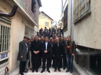 KOZLUCA - CHP İl Başkanı Kiraz'dan Akçadağ'a Ziyaret
