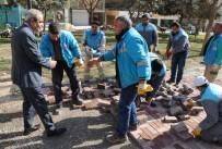 VEYSEL KARANI - Demirkol, Şehit Muhammed Cihangir Parkında İncelemelerde Bulundu