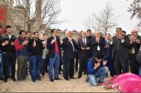 TURGUT DEVECIOĞLU - Denizlili İş Adamları Afrin Operasyonuna Duaları İle Destek Verdi