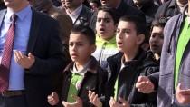 KÜRESEL ISINMA - Elazığ'da Vatandaşlar 'Kar Duası'na Çıktı