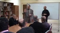 Erzincan'da İşitme Engellilere Kur'an Ve Dini Bilgiler Kursları Veriliyor