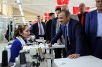 Eski Okul, Tekstil Atölyesi Oldu 150 Kadın İş Başı Yaptı