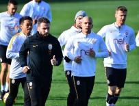 HAKAN BALTA - Galatasaray, Antalyaspor Maçı Hazırlıklarına Başladı