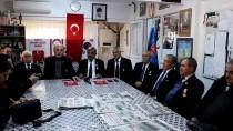 GAZİLER DERNEĞİ - Gaziler Şeref Aylıklarını Mehmetçik İçin Bağışladı