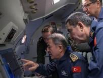 ORGENERAL - Genelkurmay Başkanı Orgeneral Akar: Hem Afrin'i hem de Ege'yi kontrol edebilecek güce sahibiz