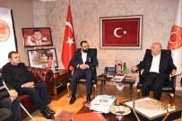 MAHMUT ARSLAN - HAK-İŞ Başkanı Arslan Açıklaması 'Şehit Ve Gazilerimiz Hayatımızın Önemli Bir Parçasıdır'