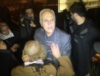 İSTANBUL VALİSİ - Hüseyin Avni Mutlu cezaevinden çıktı