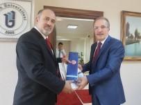 BARTIN ÜNİVERSİTESİ - İhlas Haber Ajansı'ndan Rektör Orhan Uzun'a Ziyaret