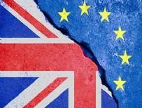 BRÜKSEL - İngiltere'den AB Komisyonuna Brexit Yanıtı