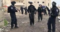 KUDÜS - İşgalci İsrail Askerlerinden Sert Müdahale Açıklaması 34 Yaralı