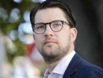 MUHALİFLER - İsveçli Demokratlar Partisi liderinden skandal başörtüsü açıklaması