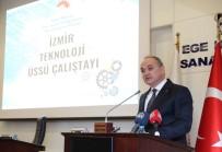 FARUK ÖZLÜ - İzmir Teknoloji Üssü Urla'ya Kurulacak